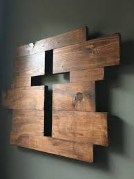 wall crosses decor luxury hanging cross wood cross wall hanging decor rustic wooden