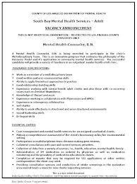 Anesthetic Nurse Sample Resume Interesting Resume Sample For Mental Health Nurse With Nurse Practitioner Resume