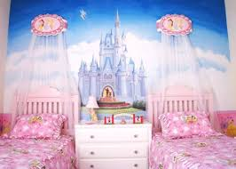 kids bedroom for girls blue. Painting Ideas For Kids Rooms Girls Princess Bedroom With  Blue Painted Wall And .