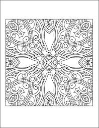 / 9+ geometric coloring pages. Free Printable Geometric Coloring Pages For Adults