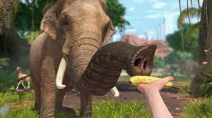 where are you on the video game violence spectrum there is no violence in zoo tycoon unless you consider violence against bananas