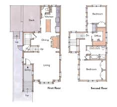 European Style House Plans  Plan 121207Floor Plans With Stairs