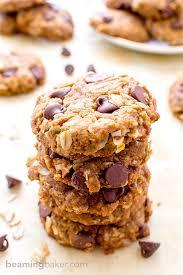 peanut butter chocolate cookies. Fine Peanut Peanut Butter Chocolate Chip Oatmeal Cookies VGF An Easy Recipe For In E
