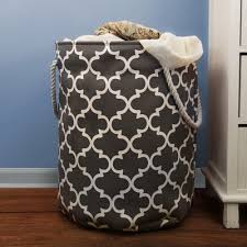 Laundry Bags With Handles Best JIA HOME Laundry Hamper With Rope Handles Reviews Wayfair