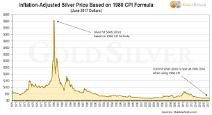 Silver Price Year Chart The Goldsilver July Newsletter Goldsilver Com