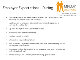 Questions To Ask On Work Experience Work Experience 14 Th 20 Th July Mploy Solutions