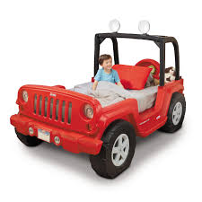 Little Tikes Bedroom Furniture Little Tikes Jeep Wrangler Toddler To Twin Bed Toysrus