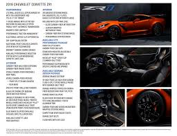 Press Release: 2019 Corvette ZR1: Return of the King - Hero Auto Group