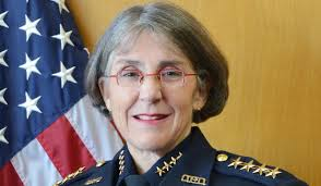 New chief Anne Kirkpatrick aims to straighten out the Oakland ...
