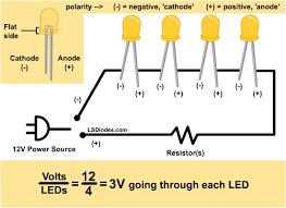 series wiring led series wiring