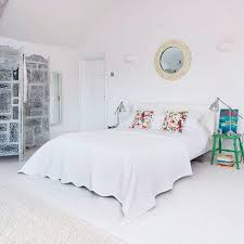 White room ideas Interior Design Red Magazine Allwhite Bedrooms Bedroom Colour Scheme Ideas Interiors