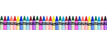 Image result for crayon border