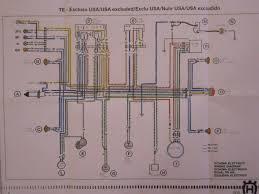 1999 te410 light wiring husqvarna 4 stroke thumpertalk by gazdaman posted 20 2011