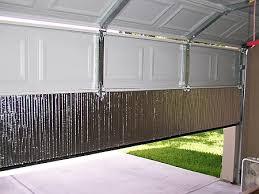 garage door insulation ideasGarage Interest how to insulate a garage ideas Garage Door