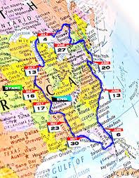 Great Loop Charts The Great Loop By Pontoon Boat Boatus Magazine