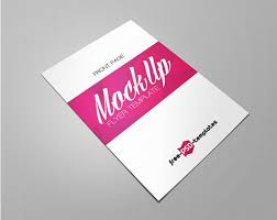 brochure brochure flyer mockup bundle mockupworld