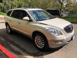 Buick Enclave Running Lights Not Working Used 2012 Buick Enclave Leather Awd For Sale In Kirkland Wa