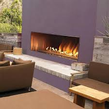 vent free linear fireplace empire boulevard fireplaces ollfp12sp
