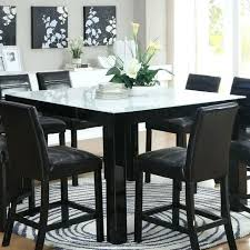modern counter height table. Modern Counter Table Designs Height Dining Room Within Plan 1 High . W