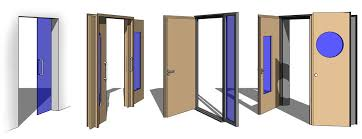 this all in one revit door family allows you to create a wide range of doors with just one single family
