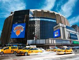 madison square garden and clear featuring iris id iris recognition technology launch frictionless access