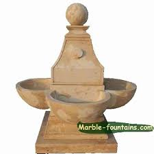 marble sculpture water fountains