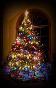 christmas tree lighting ideas. Christmas Eve, Greatest Day Of The Year! Tree Lighting Ideas