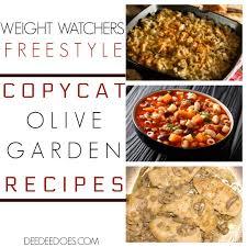 copycat olive garden restaurant recipes