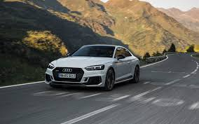 rs5 audi 2018. download wallpapers audi rs5 coupe, 2018, 4k, white rs5, sports rs5 2018 e