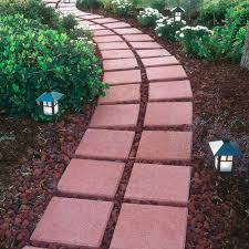 patio stepping stones home depot. pavestone 12in square 12 in. x 1.57 river red concrete step stone patio stepping stones home depot m