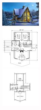 Small 3 Bedroom House Plans Small Open Floor Plan Sg 947 Ams Great For Guest Cottage Or