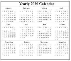 Microsoft Excel Calendar 2020 Free Download Australia 2020 Calendar Printable Pdf Excel