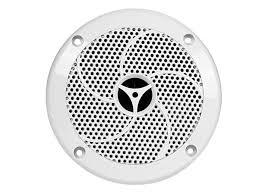 85541 uv resistant 5 1 4 inches 2 way marine speaker (pair) monoprice com,