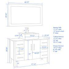 standard bathroom vanity height prepossessing concept fireplace new at standard bathroom vanity height