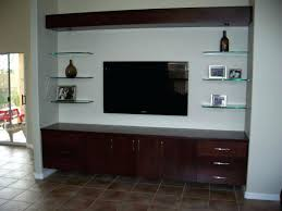 corner tv stand with mount d3786768 furniture interior tier wall mounted glass shelves flanking led