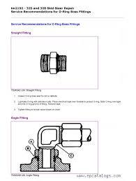 john deere 325 328 skid steer loader technical manual tm2192 pdf enlarge