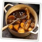 baked sausage stovies