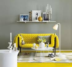 Yellow Chairs For Living Room Grey And Yellow Living Room Furniture Yellow Grey Living Room With