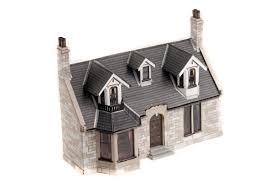 half relief large sandstone house view it here fine scale buildings