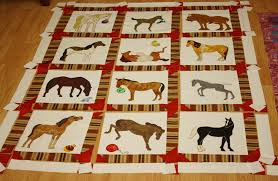 Horse Quilt Pattern Adorable The Last Horse Quilt Ashton Publications