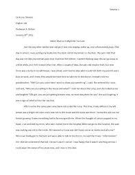 Memoir Essays Examples Personal Essay Drft N Westhamptonvets Us
