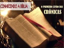 Resultado de imagem para imagens do 1º livro de cronicas