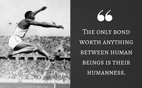 Jesse Owens Quotes Custom 48 Inspiring Quotes From Alabama Native Jesse Owens AL