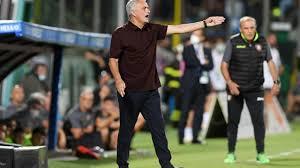 Juve-Roma, Mourinho in conferenza stampa