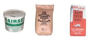 Feuerfeste Produkte Für Ofen Und Cheminéebau Der Lohner