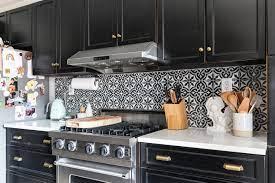 18 Black Kitchen Ideas That Will Inspire You To Go Dark