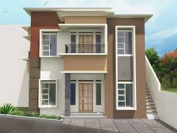simple house design with second floor more picture simple house