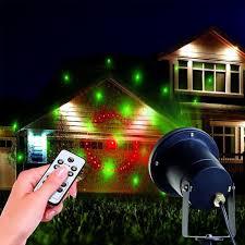 Christmas Night Light Show Outdoor Laser Lights Shower Projector Christmas Night House