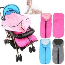 baby fleece sleeping bag sleepsack foots warmer for pram stroller car seat 1 of 6only 5 available