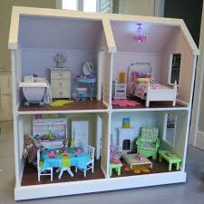 american girl doll house plans. Doll House Plans For American Girl Or 18 Inch Dolls - 5 Room NOT ACTUAL HOUSE | Plans, Houses And Girls H